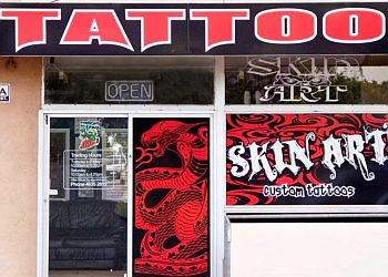 Skin Art Custom Tattoos