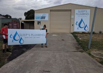 Sleep's Plumbing Pty Ltd.