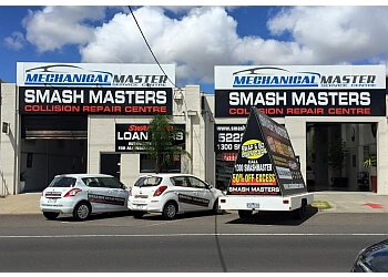 Smash Masters Collision Repair Centre