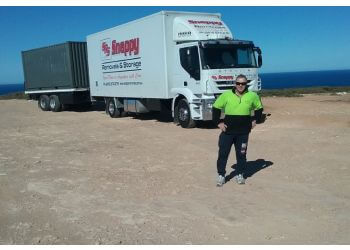 Snappy Removals & Storage