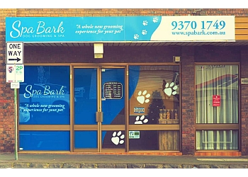 Spa Bark Dog Grooming