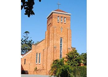 St Saviour's Church (Gladstone Anglican Church)