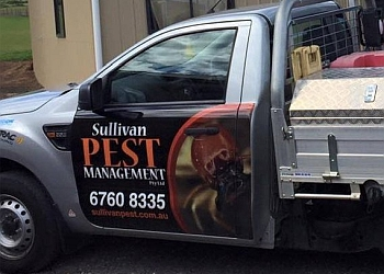 Sullivan Pest Management Pty. Ltd.