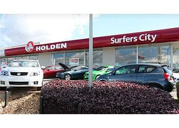 Surfers City Holden