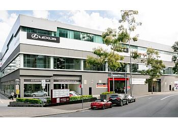 Sydney City Lexus
