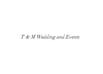T & M Wedding and Events