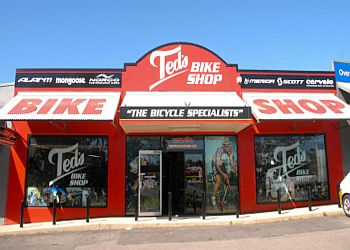 Ted's Bike Shop