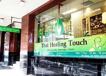 Thai Healing Touch