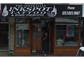 AUSTRALIAN INKSPOT TATTOO & BODY PIERCING