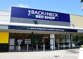 The Back and Neck Bed Shop