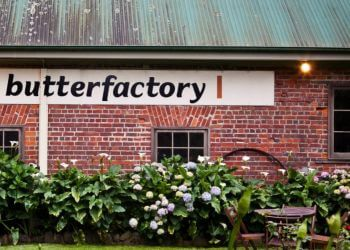 The Butterfactory Restaurant