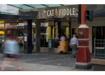 The Cat & Fiddle Arcade