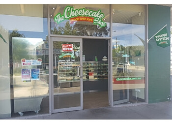 The Cheesecake Shop