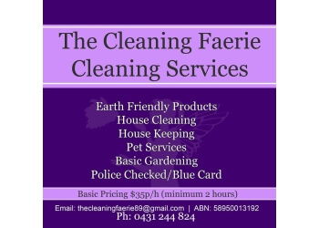 The Cleaning Faerie