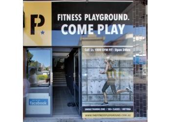 The Fitness Playground