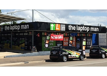 The Laptop Man