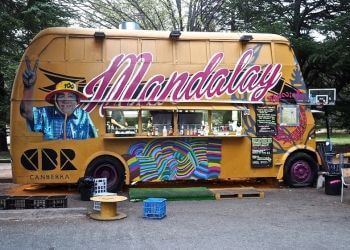 The Mandalay Bus