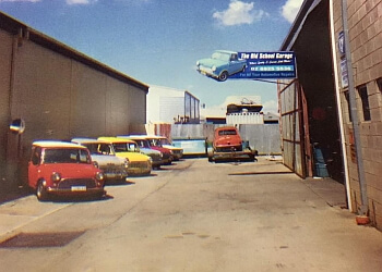 The Old School Garage