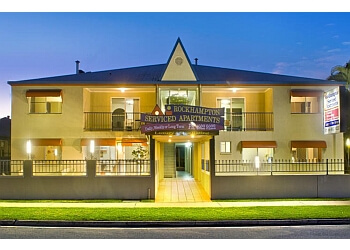 The Rockhampton Serviced Apartments