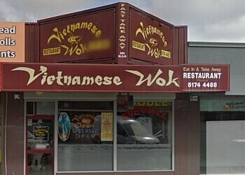 The Vietnamese Wok
