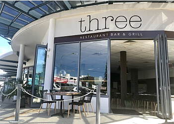 Three Restaurant Bar & Grill