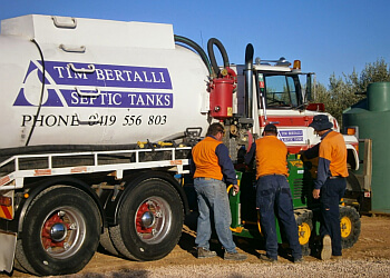 Tim Bertalli Septic Tank Cleaning