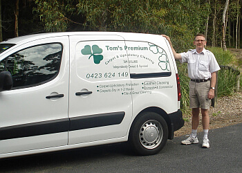 Tom's Premium Carpet & Upholstery Cleaning