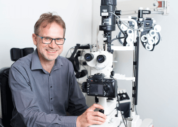 Total Eyecare Optometrists - Dr. Andrew Koch