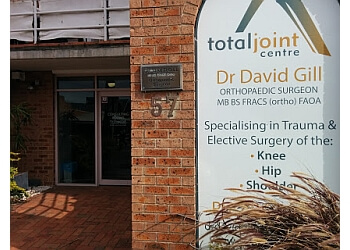 Total Joint Centre - Dr. David R. Gill