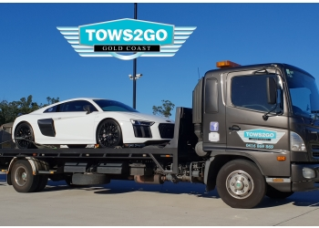 Tows 2 go Towing