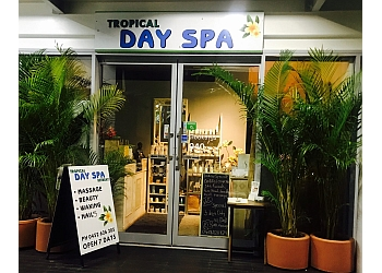 Tropical Day Spa Retreat