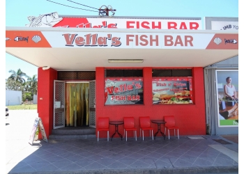 Vella's Fish & Salad Bar