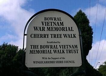 Vietnam War Memorial Walk