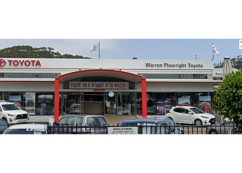 Warren Plowright Toyota