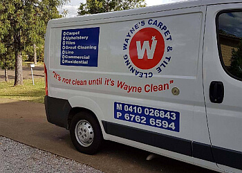 Wayne's Carpet Cleaning