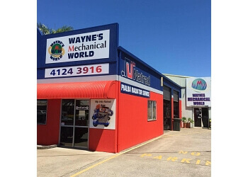 Wayne's Mechanical World