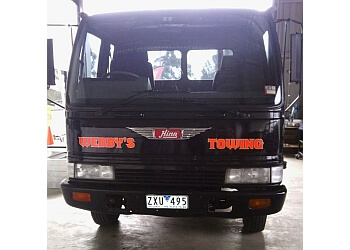 Webbys towing and tyres