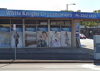 White Knight Drycleaners