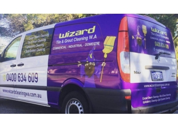Wizard Tile & Grout Cleaning W.A