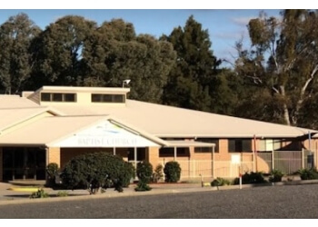 Wodonga District Baptist Church