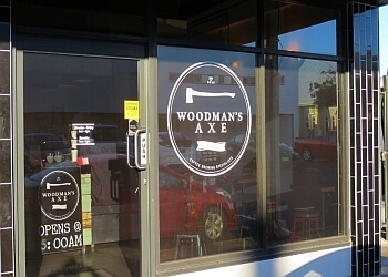 Woodman's Axe Espresso